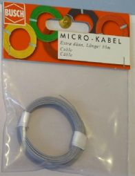 Busch 05793 Grey micro cable - reduced